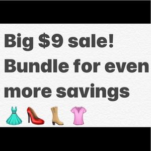 Big Sale! Please check out new lowered prices!
